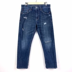 American Eagle Mens 32x30 Relaxed Straight Jeans